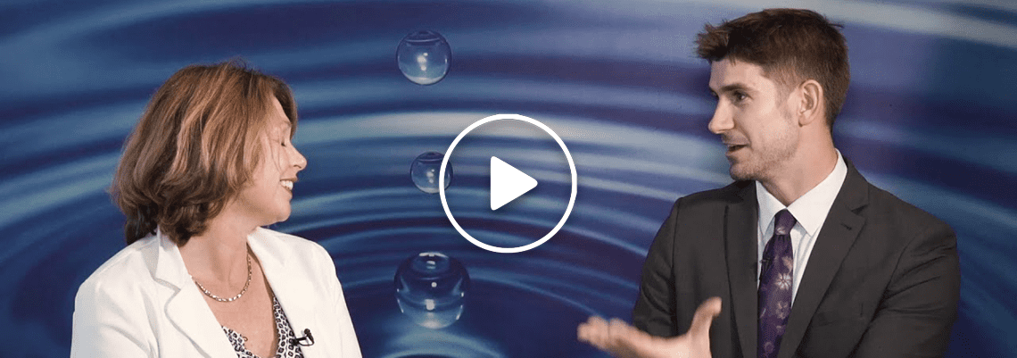 Annette Bos discusses what's new at Aquatech Amsterdam 2017 with Tom Freyberg