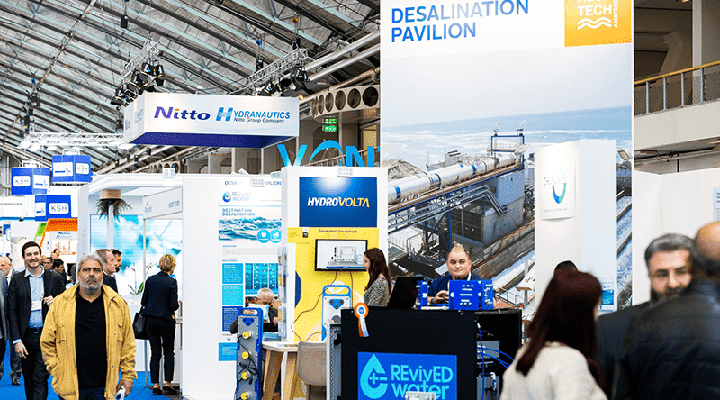 Aquatech Amsterdam in 13 pictures