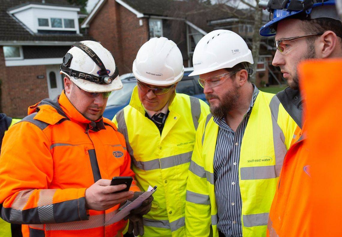 UK utility IoT network trial brings together 9 companies