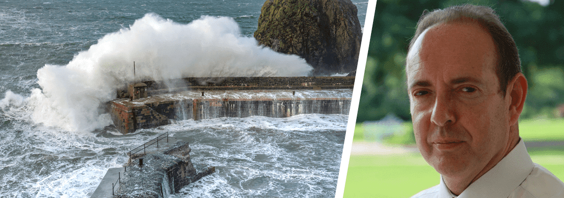 """Call to arms for water tech: help defuse the """"weather bomb"""""""