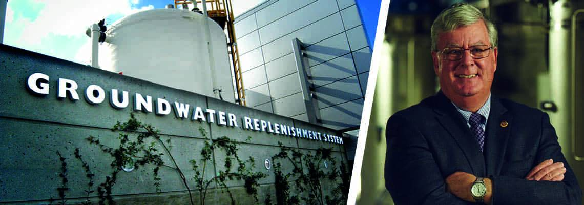 Mike Markus: Creating a legacy at Orange County Water District