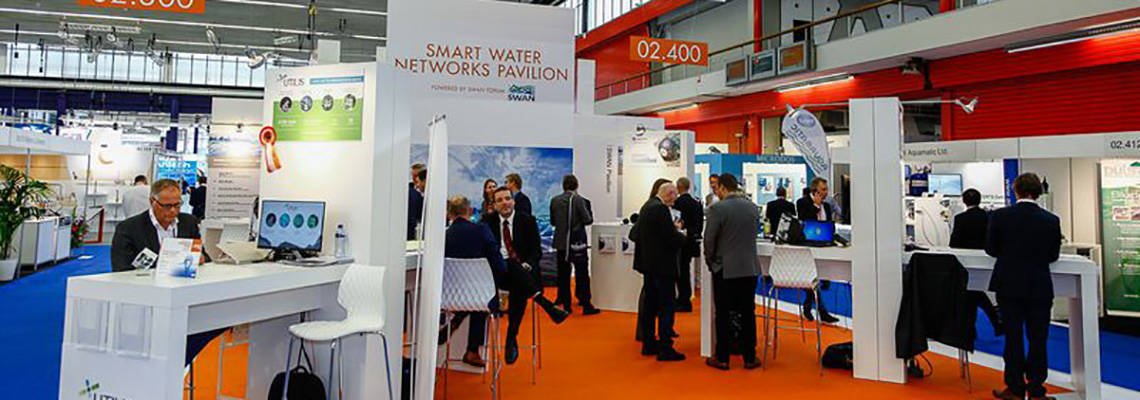 Smart Water Networks - A Fixture on the Global AquaTech Agenda